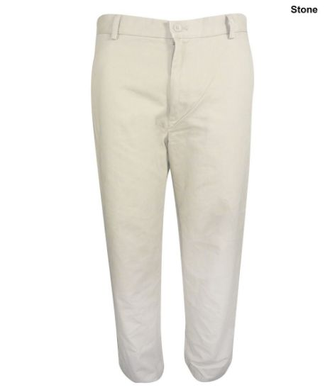 Picture of Chaps Cotton Canvas Chino Pants