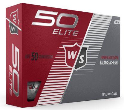 Wilson Staff 50 Golf Balls
