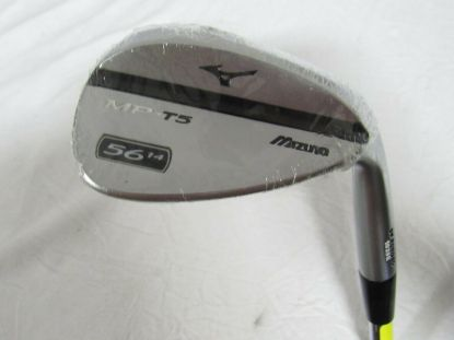 Picture of Mizuno MP-T5 56.14* Sand Wedge - Dynamic Gold Wedge Flex Steel