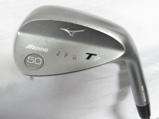 Picture of Mizuno T7 Forged Single 50* Wedge - Wedge Flex Steel