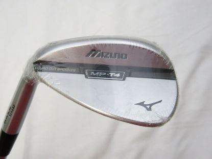 Picture of LH Mizuno MPT4 56.13* Wedge - Dynamic Gold Spinner Wedge Flex