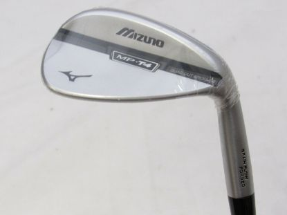 Picture of Mizuno MP-T4 56.13* Sand Wedge Dynamic Gold Spinner Wedge Flex Steel